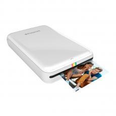 Карманный принтер Polaroid Zip, белый, фото 1