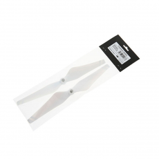 Набор пропеллеров DJI 9450, белые с серебристыми полосками, фото 1