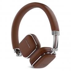Большие накладные наушники Harman Kardon SOHO BT, с микрофоном, коричневые, фото 1