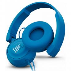 Накладные наушники JBL T450, синие, фото 1
