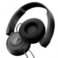 Накладные наушники JBL T450, чёрный, фото 1