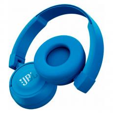 Наушники JBL T450BT, синие, фото 2