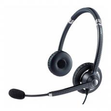 Проводная гарнитура Jabra UC Voice 750 DUO, черная-фото