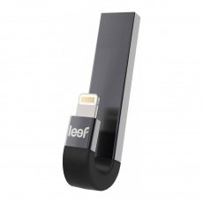 Флэш-накопитель Leef iBridge 3, 128 ГБ, чёрный, фото 1
