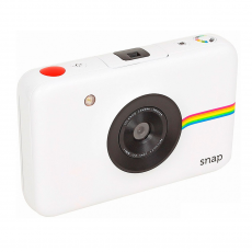 Фотоаппарат моментальной печати Polaroid Snap, белый-фото