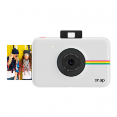 Моментальная фотокамера Polaroid Snap, белая POLSP01WE, фото 3