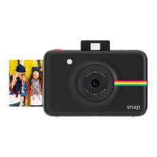 Моментальная фотокамера Polaroid Snap, черная POLSP01BE, фото 3