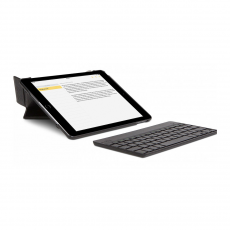 Чехол-клавиатура Moshi VersaKeyboard для iPad 2017, черный-фото