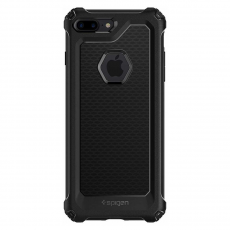 Чехол SGP Rugged Armor для iPhone 7 Plus/8 Plus, ультра-черный, фото 1