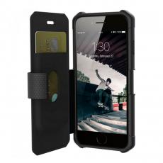 Чехол Urban Armor Metropolis Series Black для iPhone 7 и 8 -фото
