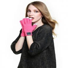 Перчатки для емкостных дисплеев iGlove Bluetooth (розовый), фото 1