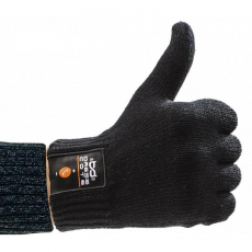 Сенсорные перчатки со встроенной гарнитурой DressCote Talkers (черный), фото 1