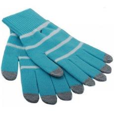Трикотажные перчатки iCasemore Gloves (голубой), фото 1