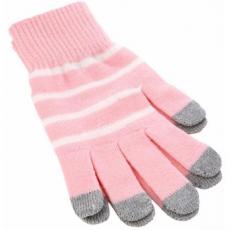 Трикотажные перчатки iCasemore Gloves (светло-розовый), фото 1