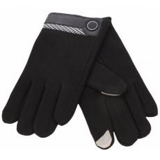 Кашемировые перчатки для дисплеев iCasemore Gloves (черный), фото 1