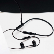 """Беспроводные вакуумные наушники Beats X, с микрофоном, """"матовое золото"""", фото 6"""