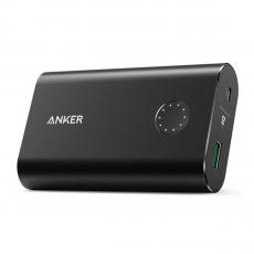 Внешний аккумулятор Anker PowerCore+ 10050 мАч, черный-фото