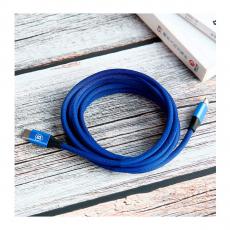 Кабель Baseus Yiven Series, с USB-C на Lightning, 1 метр, синий, фото 1