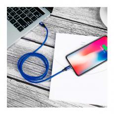 Кабель Baseus Yiven Series, с USB-C на Lightning, 1 метр, синий, фото 2