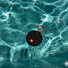 Портативная акустическая система JBL Clip 2, чёрная, фото 5