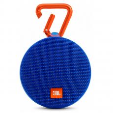 Портативная акустическая система JBL Clip 2, синий, фото 1