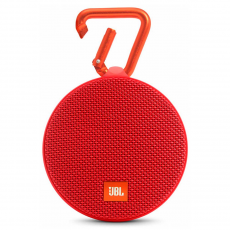 Портативная акустическая система JBL Clip 2, красная, фото 1