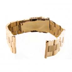 Ремешок для Apple Watch 42mm, сталь, золотой, фото 2