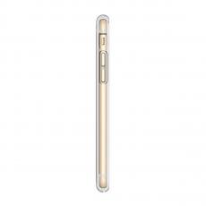 "Чехол Speck ""Almond"" Presidio Clear + Print для iPhone 7 и 8, золотой, фото 1"