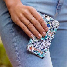 Чехол iDeal Marrakech для iPhone 7 и 8, голубой, фото 5