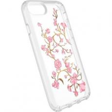 Чехол Speck Presidio Clear Golden Blossoms для iPhone 7 и 8, фото 2
