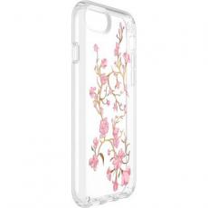 Чехол Speck Presidio Clear Golden Blossoms для iPhone 7 и 8, фото 4