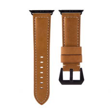 Ремешок кожаный Uniq Kronos для Apple Watch 42mm, коричневый, 42MM-KRNSBWN, фото 1