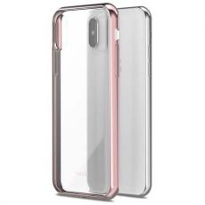 Чехол Moshi Vitros для iPhone X, розовый, фото 2