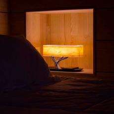 Умный светильник с беспроводной зарядкой HomeTree Light Of the Tree, фото 2