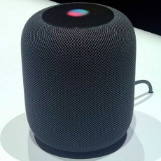 "Умная колонка Apple HomePod, ""серый космос"", фото 4"