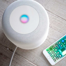 Умная колонка Apple HomePod, белая, фото 3
