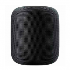 "Умная колонка Apple HomePod, ""серый космос"", фото 1"