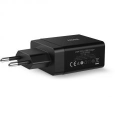 СЗУ Anker 2 USB, 24W 4.8A, 2 Power IQ, черный, фото 3