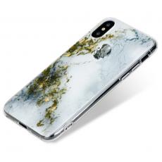Чехол Bling My Thing для iPhone X, с кристаллами Swarovski, Tresure Alabaster, Night Skull, ipx-tr-wh-svn, фото 4
