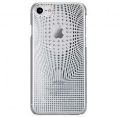 Чехол Bling My Thing для iPhone 8, Warp Deluxe, серебристый, ip8-wd-cl-cry, фото 1