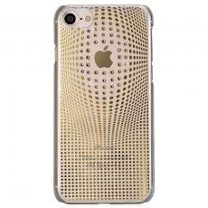 Чехол Bling My Thing Warp Deluxe для iPhone 7 и 8, золотой, фото 1