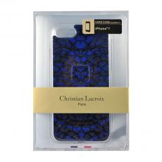 Чехол Christian Lacroix PANTIGRE для iPhone 7 (темно-синий), фото 4