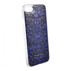 Чехол Christian Lacroix PANTIGRE для iPhone 7 (темно-синий), фото 2