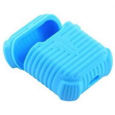 Чехол силиконовый COTEetCI для AirPods, синий, CS8106-BL, фото 1
