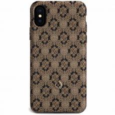 Чехол Revested Silk Collection для iPhone X, золотой, фото 1