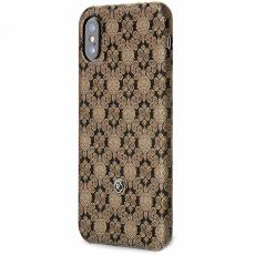 Чехол Revested Silk Collection для iPhone X, золотой, фото 3