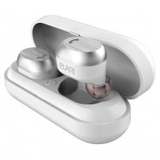 Беспроводные наушники Elari NanoPods, с микрофоном, белые, фото 2