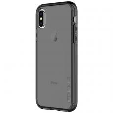 Чехол-накладка Incipio Octane Pure для iPhone X/Xs, поликарбонат, прозрачный / чёрный, фото 1