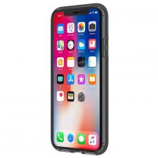 Чехол Incipio Octane Pure для iPhone X, прозрачный черный, IPH-1638-SMK, фото 2