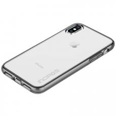 Чехол Incipio Octane Pure для iPhone X, прозрачный черный, IPH-1638-SMK, фото 3